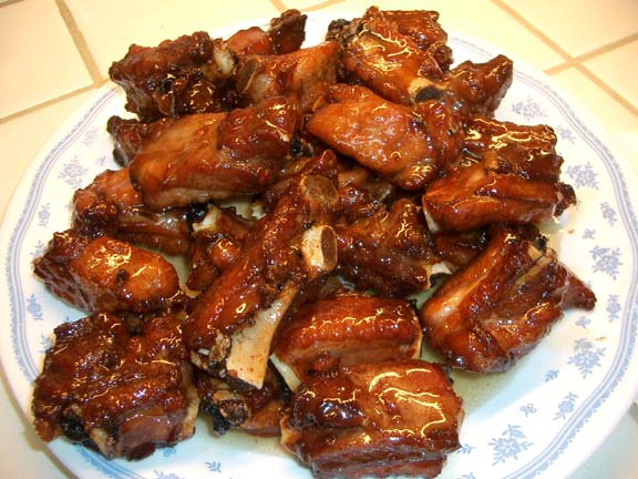 Chinese Sweet and Sour Spare Ribs | CAB Cooks